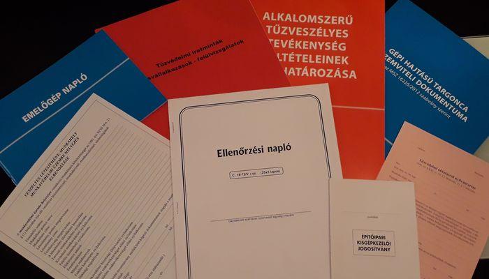 munkavedelmi-dokumentumok